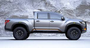Nissan Titan Concept Nissan Titan Warrior Concept Makes Debut In Detroit Image 427437