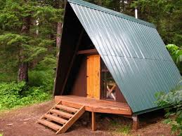 simple cabin plans cabins rustic home simple lake one room mountain modern tiny