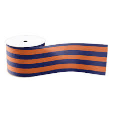navy blue ribbon navy blue craft ribbon zazzle