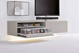 sound system wall mounted tv cabinet graphos collection by silenia