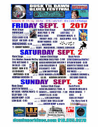 rentiesville blues festival ok blues hall of fame events and music