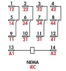 14 pin relay wiring diagram 14 wiring diagrams instruction