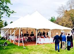 backyard tent rental epic tent rental for weddings burlington bellingham