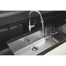 Single Undermount Kitchen Sinks by Kitchen Sink Single Bowl Undermount Modest Kitchen Set New At