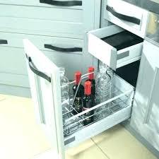 meuble cuisine tiroir coulissant meuble cuisine tiroir coulissant amenagement de placard de cuisine