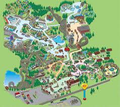 Liberty State Park Map by Holiday World Park Map 2014 Holiday World U0026 Splashin U0027 Safari