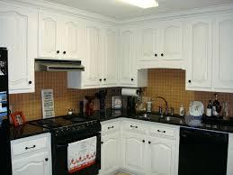 White Cabinet Kitchen Kitchen Cabinets With White Appliances Kitchen With White Cabinets