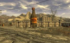 Fallout New Vegas Chances Map by Sunset Sarsaparilla Headquarters Fallout Wiki Fandom Powered