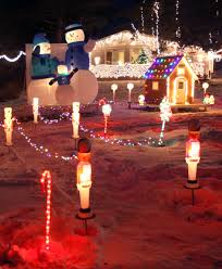 where to go see christmas lights holiday lights so bright you can see em from space universe today