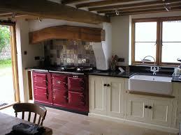 aga cuisine cuisine évier et cuisinière my house aga kitchen