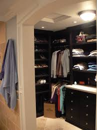 walk in closet and bathroom ideas video and photos