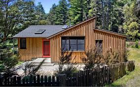 a cottage in the redwoods by cathy schwabe small house bliss