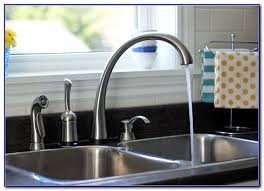 kitchen faucets canada touchless kitchen faucet to activate water flow with a simple