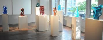 traver gallery pollitt event presents 4 new pollitt glass sculptures