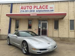 corvette dallas inventory 2000 chevrolet corvette 2dr cpe inventory auto place inc