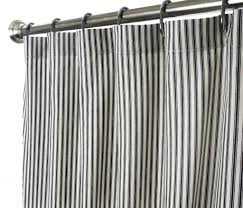 Shower Curtain Amazon Com Extra Long Shower Curtain Unique Designer Modern Black