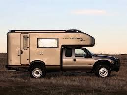 ford earthroamer 2005 earthroamer xv lt ford f 450 supercab lariat pickup camper