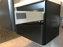 design waschbeckenunterschrank neu design waschbeckenunterschrank badmöbel schwarz matt in