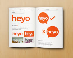 design a branding style guide template for consistent marketing
