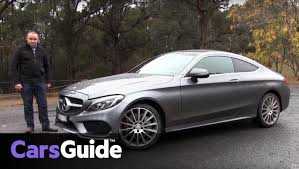mercedes ads 2016 mercedes benz c class coupe 2016 review carsguide