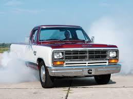 1985 dodge ram cummins d001 development truck