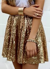 cheers to you gold sequin skirt gold sequin skirt sequins and