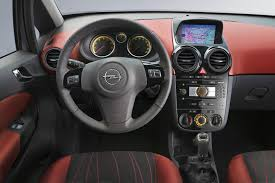 vauxhall corsa 2017 interior 2009 opel corsa image https www conceptcarz com images opel