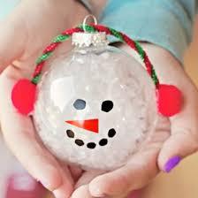 jumbo vintage snowman ornament crafthubs