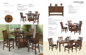 Krug Furniture Kitchener 100 Lazy Susan Dining Room Table 8 Or More Dining Table