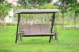 top swinging patio chair deluxe outdoor hanging swing chair garden