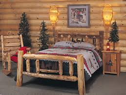 Rocking Bed Frame by Best Rustic Bedroom Ideas Defined For High Inspiration Traba Homes