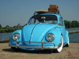blue volkswagen beetle vintage vw beetle 1965 classic multi award winning resto cal stunning
