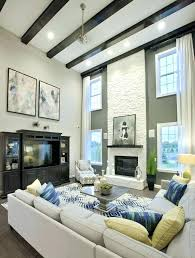 ideas for ceilings living room with high ceilings decorating ideas decorating ideas