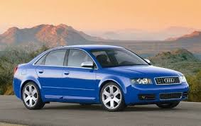 2004 audi s4 blue used 2004 audi s4 sedan pricing for sale edmunds