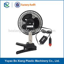 6 inch oscillating fan 6 inch 12v dc car fan electrical fans for cars with clip auto fan