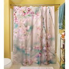Cherry Blossom Curtains Floral Shower Curtains For Less Overstock Com Vibrant Fabric