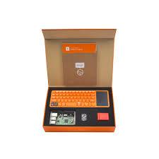 kano kit pour construire son ordinateur petit à petit