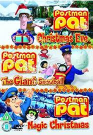 amazon postman pat christmas triple 3 dvd postman