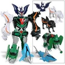 amazon power rangers jungle fury transforming beast