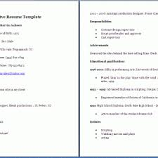 write your resume it template how to write stuff org career
