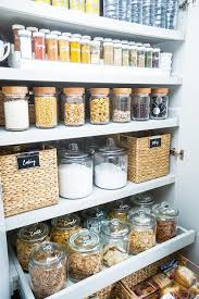 clear canisters kitchen pull out pantry shelves with clear glass snack canisters