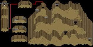 Giant Map Starmen Net Mother 2 Earthbound Maps