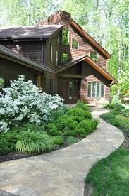 natural stone walkway ideas inexpensive front yard for backyard