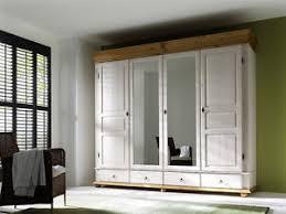 antik schlafzimmer kleiderschrank kiefer massiv landhausstil weiß antik oslo schrank