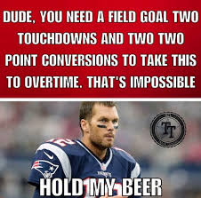 Super Bowl Sunday Meme - what does tom brady goat mean top 10 memes empire bbk