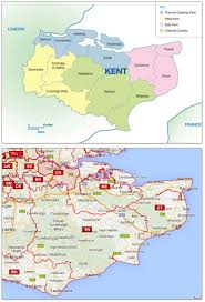 Ord Map The Kent Collection Monkey Map