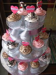 wedding cake jakarta murah paket wedding cupcakes