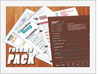 resume booklet 12 pages by martin t graphicriver