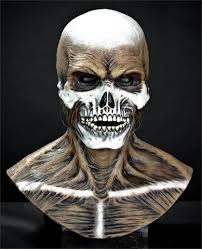 Skeleton Mask Silicone Halloween Masks The Horror Dome