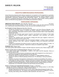 Hr Professional Resume Sample by Sample Resume Career Resources Xpertresumes Com
